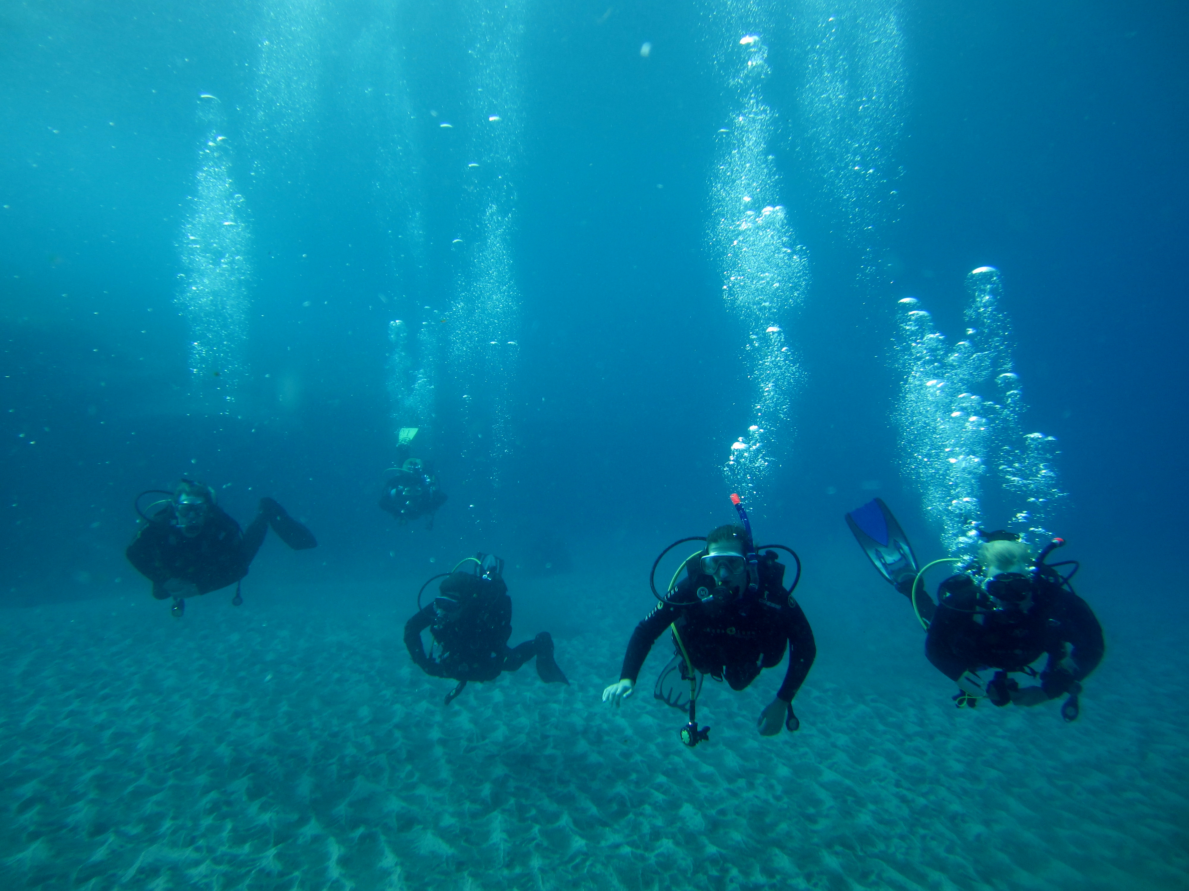 Diving Tenerife - Dive Sites