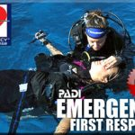 EFR Teneife Dive internship