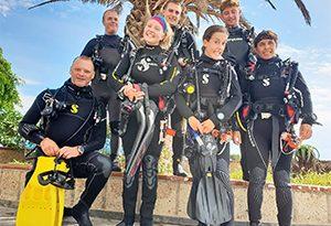 Scuba Dive Centre Tenerife