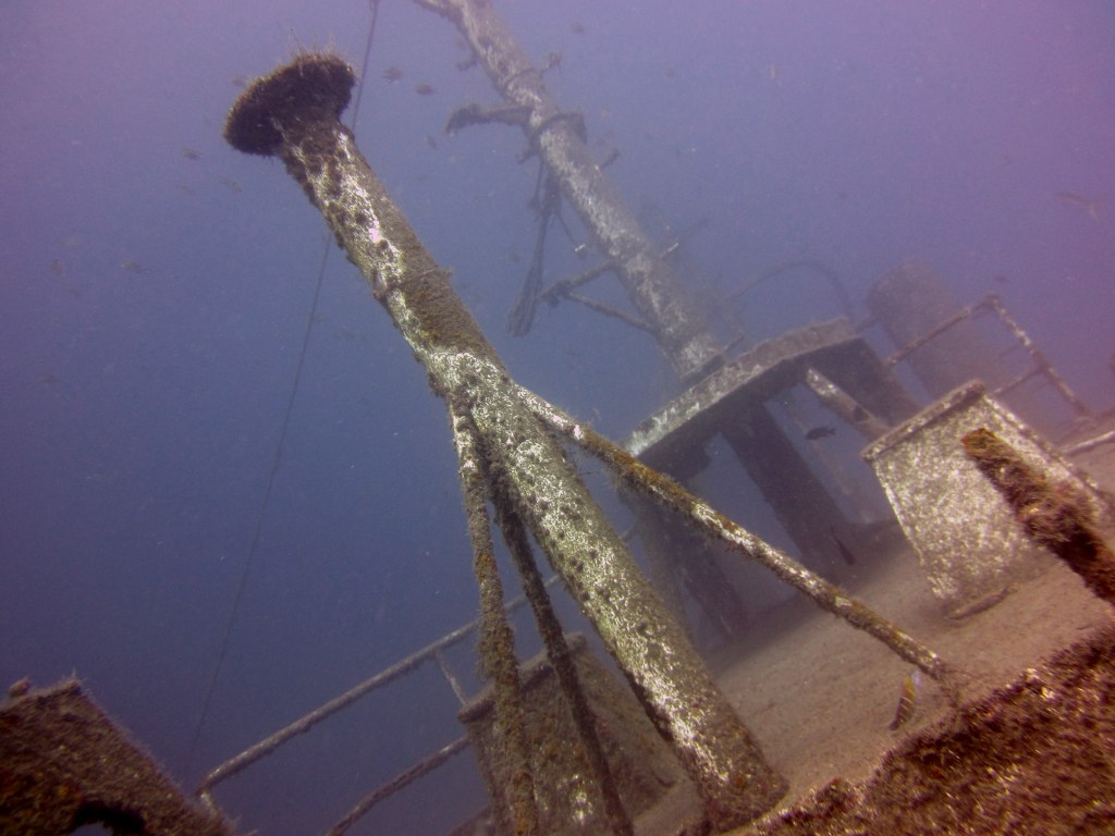 diving-tenerife-Tabaiba-Wreck diving
